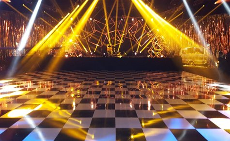 Dance Floor Hire at the Brit Awards 2016