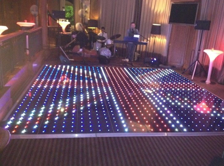 Dance Floor Hire UK