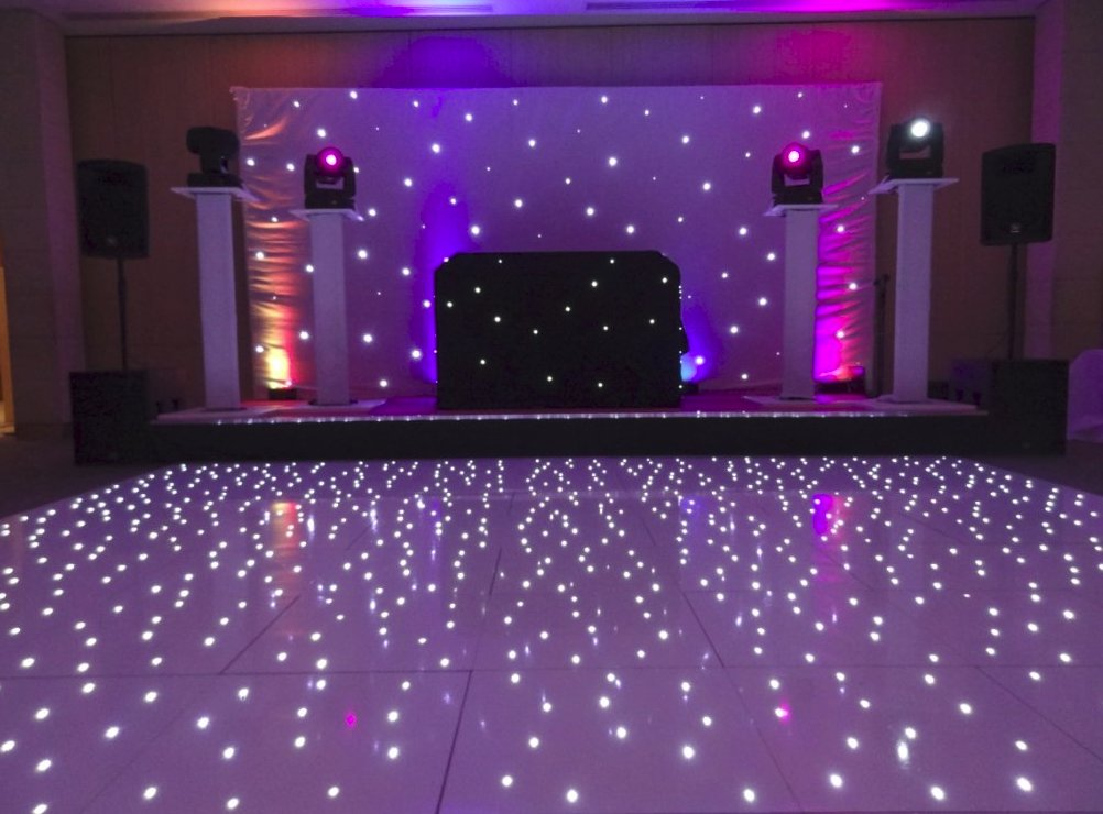 LED Starlit Dance Floors