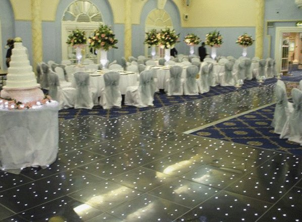 LED Dance Flooring Hire