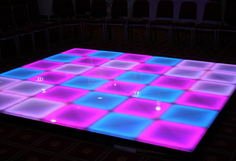 Night Fever 70's Style Dance Floor Hire and Rental