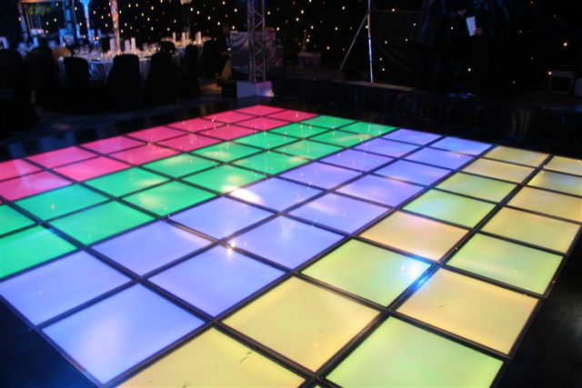 Nightfever Style Dance Floor