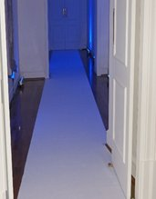 Wedding Reception Catwalk Carpet Hire