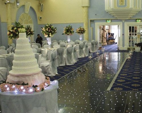 Dance Floor Hire - Table Dressing and Table and Chair Hire
