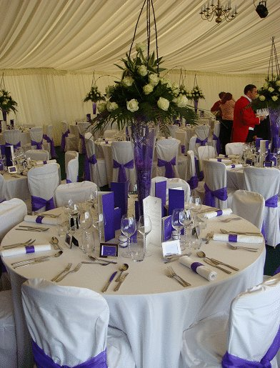 Wedding Reception Planning and Decor